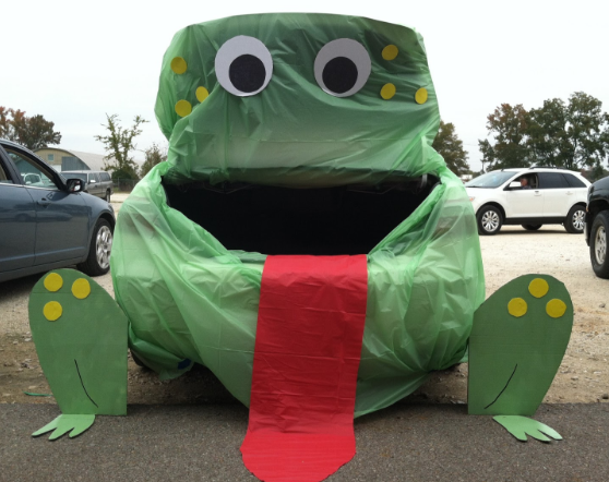 Less Fright, More Fun: Family Friendly Car Costumes