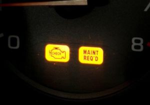 What Does a Check Engine Light Mean?